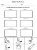 Phonics Activities: aw, au Vowel Teams
