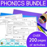 Vowel Teams Phonics Bundle