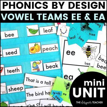 Phonics By Design EE & EA Mini-Unit