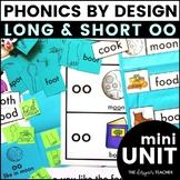 OO Phonics by Design Mini-Unit