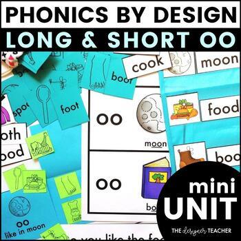 OO Phonics by Design Mini-Unit | OO Activities
