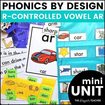 Phonics By Design R-Controlled Vowel AR Mini-Unit