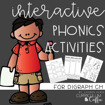 CH Phonics Activities
