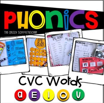Phonics CVC Words