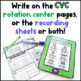 Phonics CVC -at Family FREEBIE!
