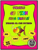 Phonics Card Game Mega Bundle: Go Fish