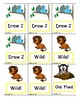 Phonics Card Games - 2 Closed Syllables (Deck 4)