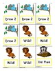 Phonics Card Games - Closed Syllables (Deck 3)