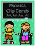 Phonics Clip Cards