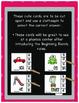 Phonics Clip Cards - Blends