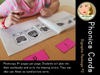 Phonics Cards - French - Beginning Sounds - Fruits and Vegetables
