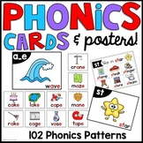 Phonics Posters and Phonics Cards