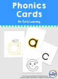 Phonics Cards for Early Learning of Letters and Sounds