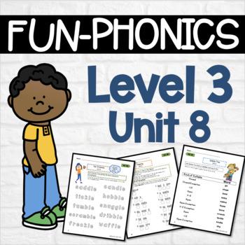 FUN-Phonics Level 3 Unit 8