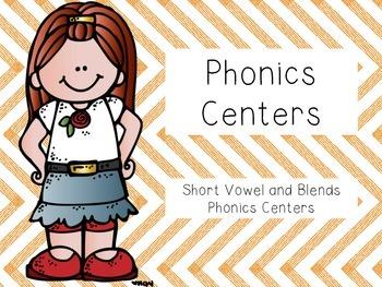 Phonics Centers