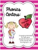 Phonics Centers: Digraph CK