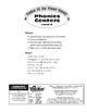 Phonics Centers, Grades 2-3