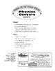 Phonics Centers, Grades Pre-K-K