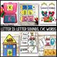 Phonics Activities for Kindergarten: Year Long Centers