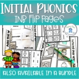 Phonics Centers using Interactive Notebook Pages