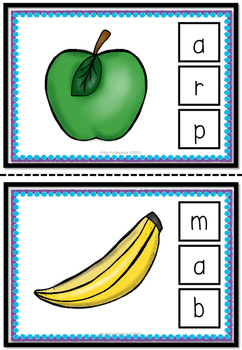 Phonics Challenge Area Activity Pack