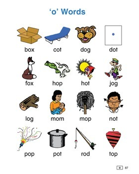 ESL Phonics Challenge, Book 1 - Page Pack 4