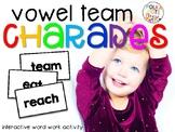 Vowel Teams Activity