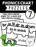 Phonics Chart 7 Puzzle (A Beka) (Abeka)