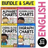 Phonics Chart Bundle