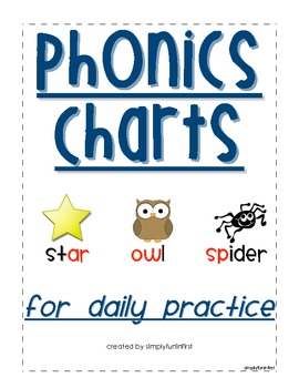 Phonics Charts for Daily Practice