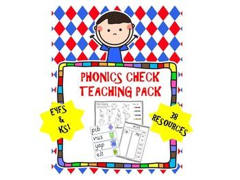 Phonics Check Pack