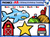 Phonics Clip Art: AR Words - Whimsy Workshop Teaching