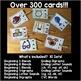 Phonics Clip Card HUGE Bundle!