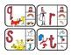 Phonics Clip Cards - Dr. Seuss Theme