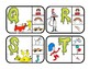 Phonics Clip Cards - Dr. Seuss Theme Oobleck Letters