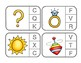 Matching Sounds to Letters - Phonics Clip Cards for Indepe