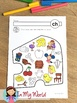 Phonics Color It - digraphs, r-controlled vowels and more