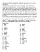 Phonics Consonant Letters h-hw-w-zh-z-y Photo Tic-Tac-Toe-Bingo Game