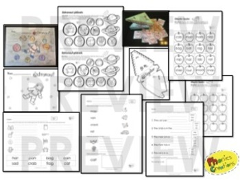 Phonics Creations Short Vowel Bundle