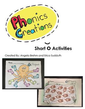 Phonics Creations short o