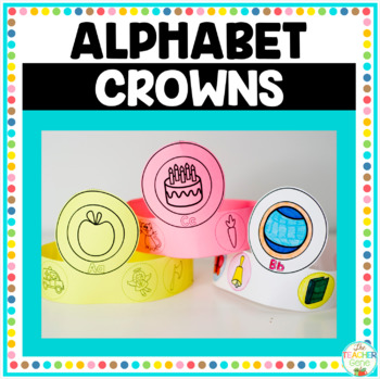Phonics Crowns Bundle