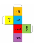 Phonics Cubes for Literacy Groups