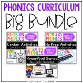 Phonics Curriculum ~ BIG BUNDLE