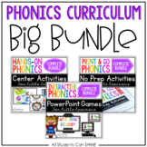 Phonics Curriculum ~ BIG BUNDLE
