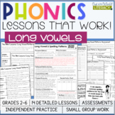 Phonics Curriculum: Long Vowel Sounds and Spelling Patterns
