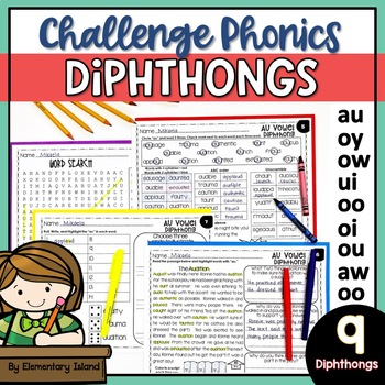 Phonics DIPTHONGS