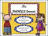 Phonics Dance - Word Brainstorming Booklet