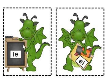 Phonics Deal #30: Digraph Dragons