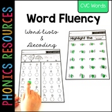 Phonics Decoding: CVC Words