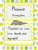 Phonics Decoding Game